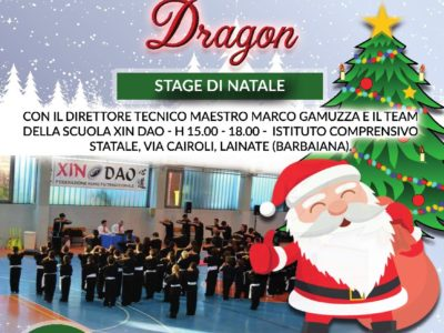 STAGE BAMBINI NATALE 2018