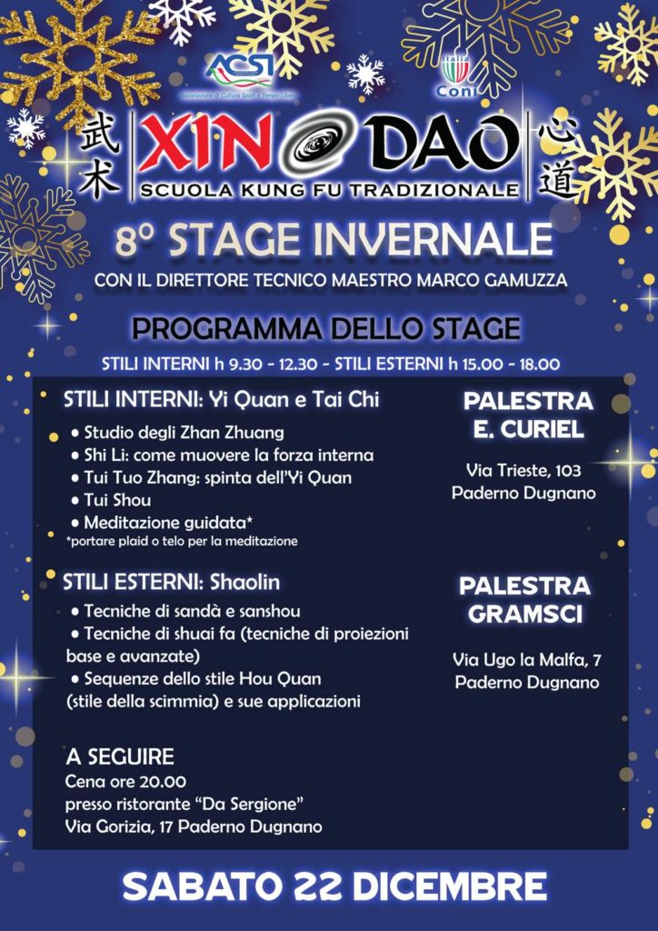 STAGE INVERNALE ADULTI 2018 1