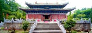 tempio kung fu wushu yongtai